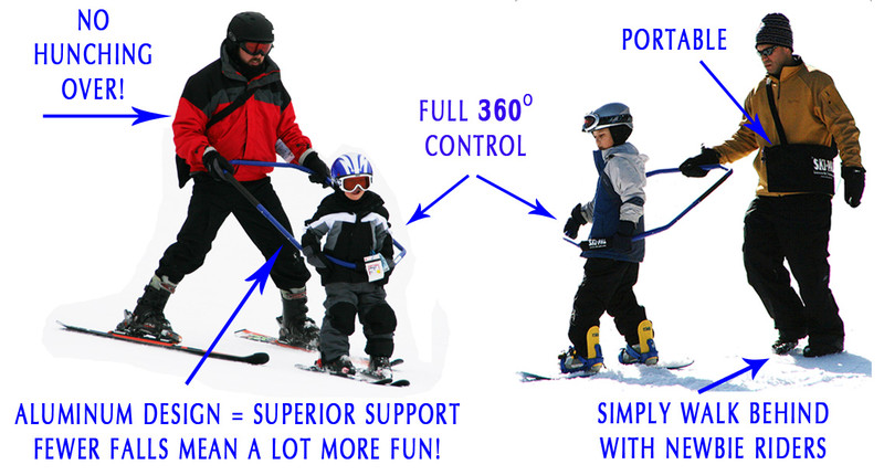 advantages of Ski-Pal